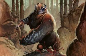 Rune Bear