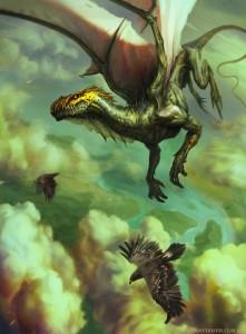 green_dragon_by_verehin