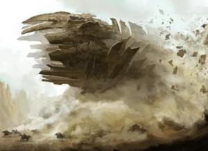Rock-Worm