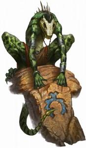 Lizard-Crouch